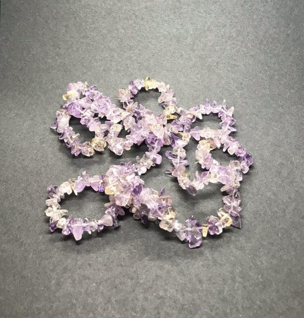 Jo Townsend Wellbeing - Chakra Necklace - Amethyst